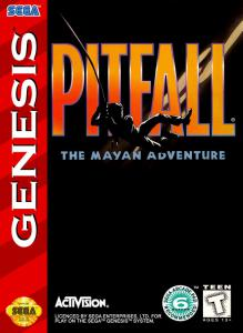 Постер Pitfall: The Mayan Adventure