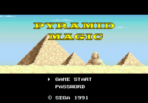 Pyramid Magic