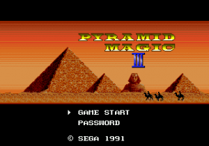 Pyramid Magic III