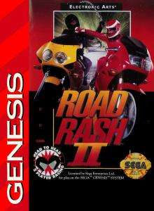 Road Rash II (Arcade, 1992 год)
