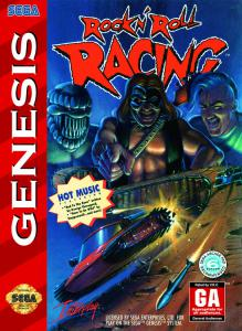 Rock 'n Roll Racing (Racing, 1994 год)