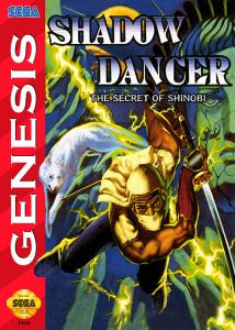 Shadow Dancer: The Secret of Shinobi (Arcade, 1991 год)