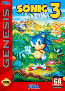 Постер Sonic the Hedgehog 3