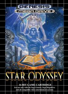 Star Odyssey (Role-Playing, 1991 год)