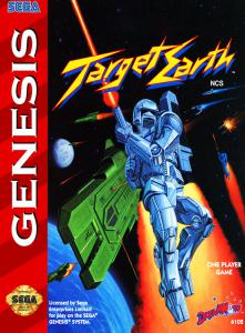 Target Earth (Arcade, 1990 год)