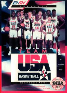 Постер Team USA Basketball