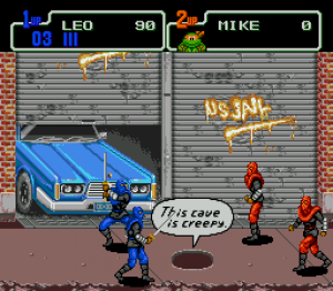 Teenage Mutant Ninja Turtles: The HyperStone Heist