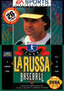 Постер Tony La Russa Baseball