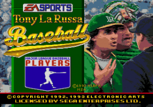 Tony La Russa Baseball