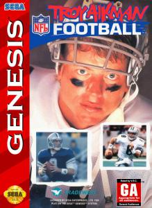 Troy Aikman NFL Football (Sports, 1994 год)
