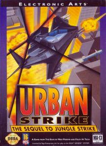 Постер Urban Strike