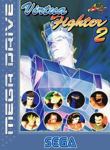 Постер Virtua Fighter 2
