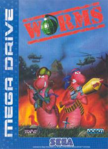 Worms (Strategy, 1996 год)