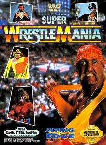 WWF Super WrestleMania (Sports, 1992 год)