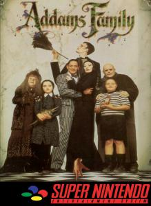 Постер The Addams Family