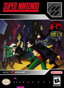 Постер The Adventures of Batman & Robin