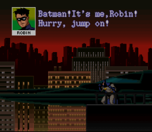 The Adventures of Batman & Robin