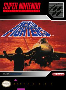 Постер Aero Fighters