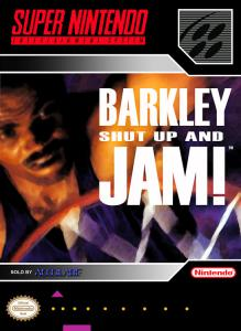 Barkley: Shut Up and Jam! (Sports, 1994 год)