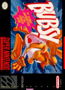 Постер Bubsy in: Claws Encounters of the Furred Kind