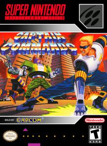Captain Commando (Arcade, 1995 год)