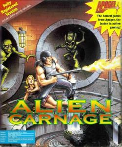 Постер Alien Carnage - Halloween Harry