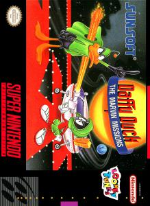 Daffy Duck: The Marvin Missions (Arcade, 1993 год)