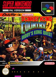 Постер Donkey Kong Country 2: Diddy's Kong Quest