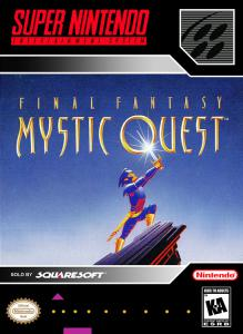 Final Fantasy: Mystic Quest (Role-Playing, 1992 год)