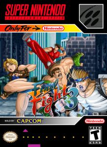 Final Fight 3 (Arcade, 1996 год)