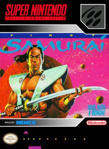 First Samurai (Arcade, 1993 год)