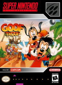 Постер Goof Troop