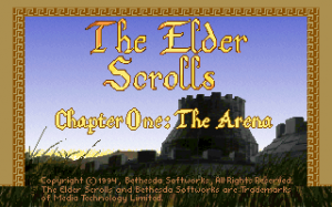 Elder Scrolls, The Arena Deluxe