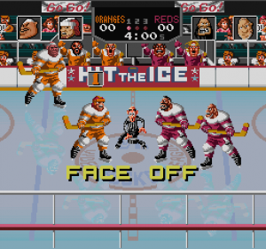 Hit the Ice: The Video Hockey League