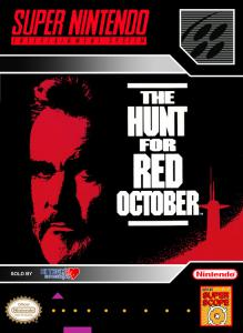 The Hunt for Red October (Arcade, 1993 год)