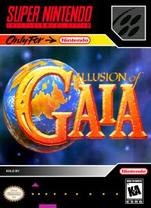 Illusion of Gaia (Arcade, 1994 год)