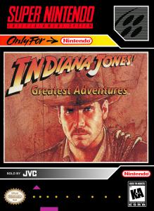 Постер Indiana Jones' Greatest Adventures