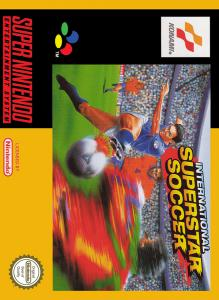 International Superstar Soccer (Sports, 1995 год)