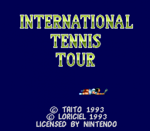 International Tennis Tour
