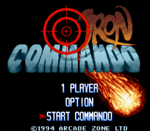 Iron Commando: Kotetsu no Senshi