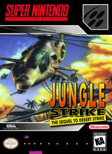 Jungle Strike (Arcade, 1993 год)