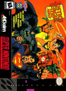 Justice League Task Force (Arcade, 1995 год)