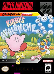 Kirby's Avalanche (Strategy, 1995 год)
