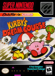 Постер Kirby's Dream Course