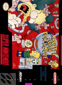 Krusty's Fun House (Arcade, 1992 год)