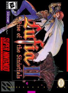 Постер Lufia II: Rise of the Sinistrals