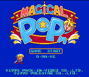 Magical Pop'n