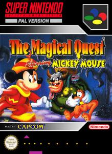 Постер The Magical Quest Starring Mickey Mouse
