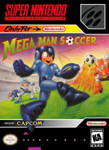 Mega Man Soccer (Sports, 1994 год)