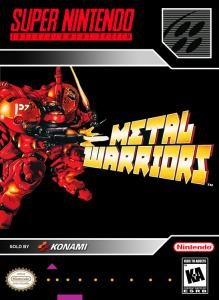 Metal Warriors (Arcade, 1995 год)